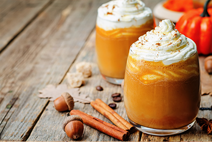 image: Homemade Pumpkin Spice Latte